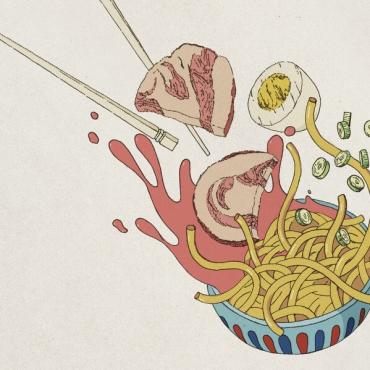 Arjen Moes - Food & fiction
